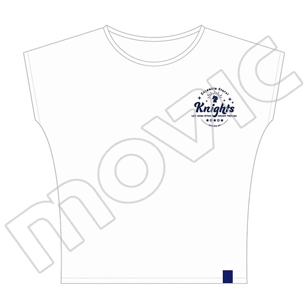 TVアニメ『あんさんぶるスターズ!』 Tシャツ Knights