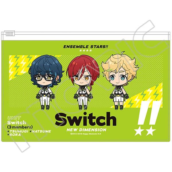 あんさんぶるスターズ!! マルチケース Switch