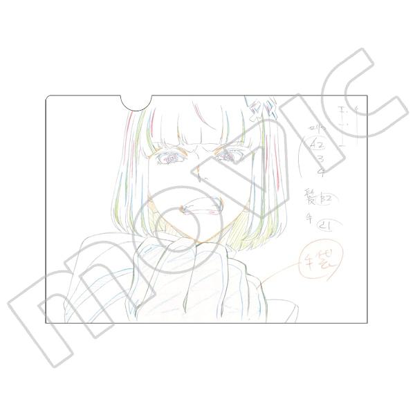 文豪ストレイドッグス 原画クリアファイル G:与謝野晶子