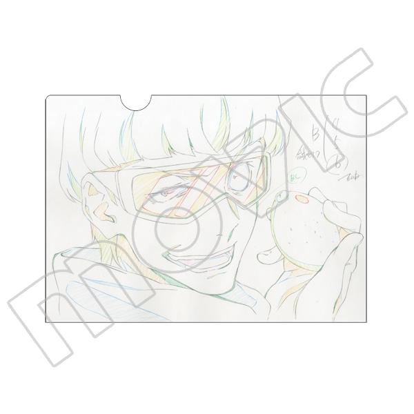 文豪ストレイドッグス 原画クリアファイル K:梶井基次郎