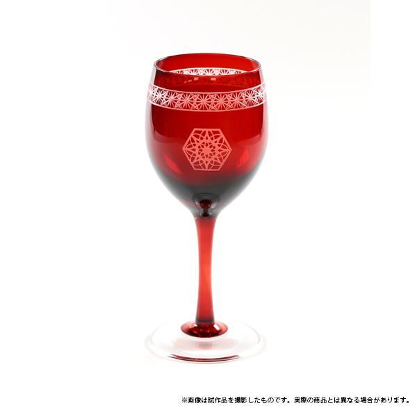 文豪ストレイドッグス DEAD APPLE(デッドアップル) 横濱硝子 中原中也のワイングラス(クロス付き)【数量限定】