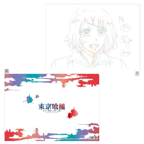 東京喰種トーキョーグール 原画クリアファイル/什造