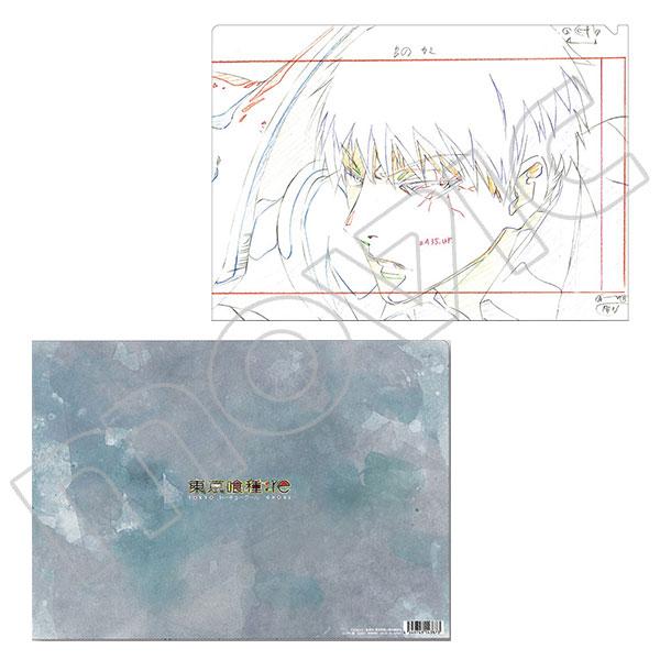 東京喰種トーキョーグール:re 原画クリアファイル D