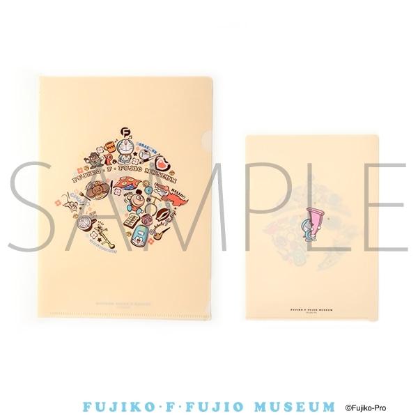 ミニクリアファイル(鈴) 藤子・F・不二雄ミュージアム