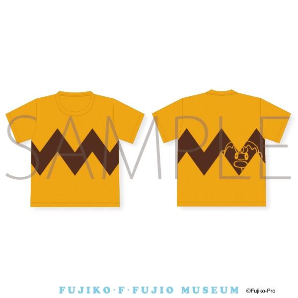 Tシャツ ジャイアン キッズ100cm 藤子・F・不二雄ミュージアム