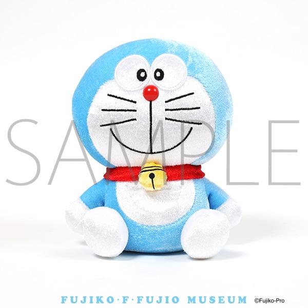 ベルベットドラえもん(ブルー) 藤子・F・不二雄ミュージアム