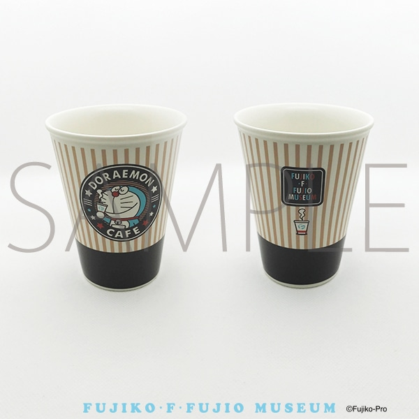 カフェ風カップ ドラえもん 藤子・F・不二雄ミュージアム