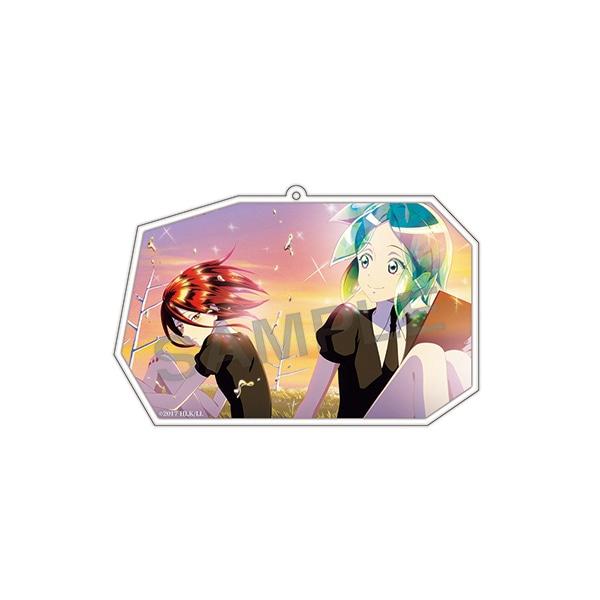 宝石の国 アクリルキーホルダー (PASHセレクション)
