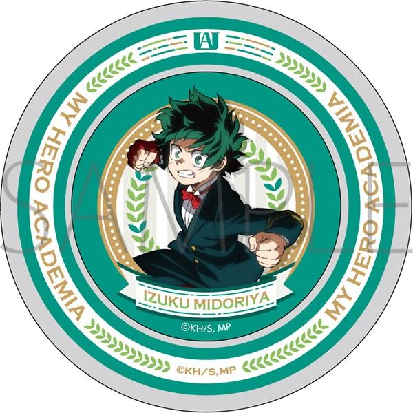 僕のヒーローアカデミア 缶入りセット(ミント栽培キット入り) 緑谷