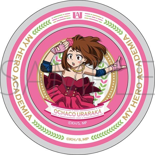 僕のヒーローアカデミア 缶入りセット(ミント栽培キット入り) 麗日