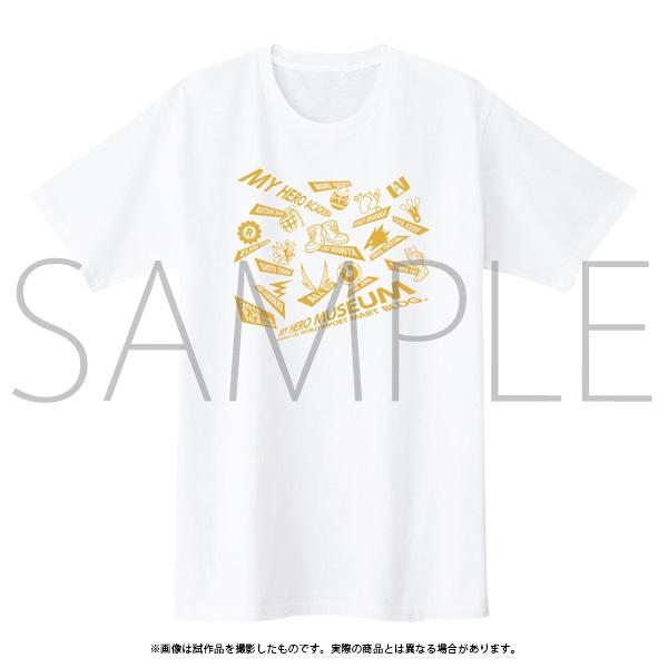 「僕のヒーローアカデミア」 イベントTシャツ A ヒーロー