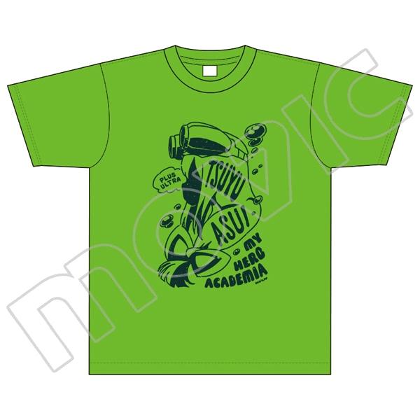 僕のヒーローアカデミア ヒーローTシャツvol.4 蛙吹