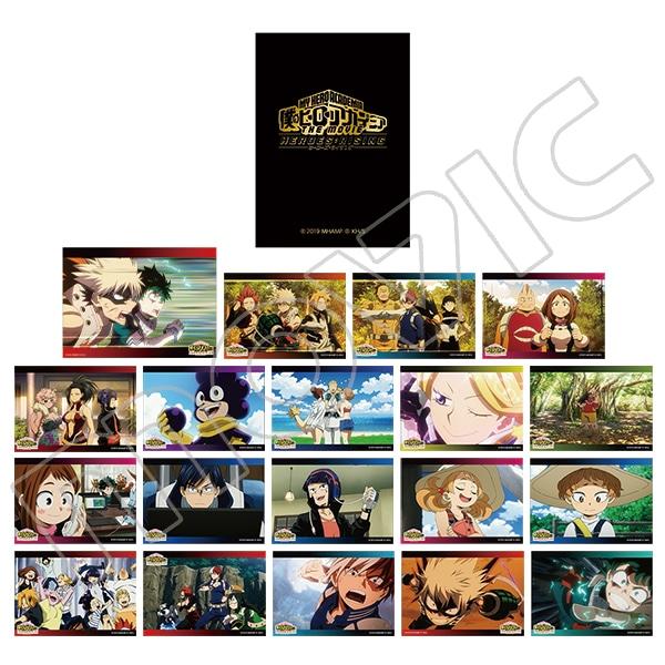 僕のヒーローアカデミア THE MOVIE ヒーローズ:ライジング メモリアルアルバム【受注生産商品】