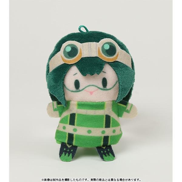 僕のヒーローアカデミア フィンガーマスコット・パペラ 蛙吹梅雨
