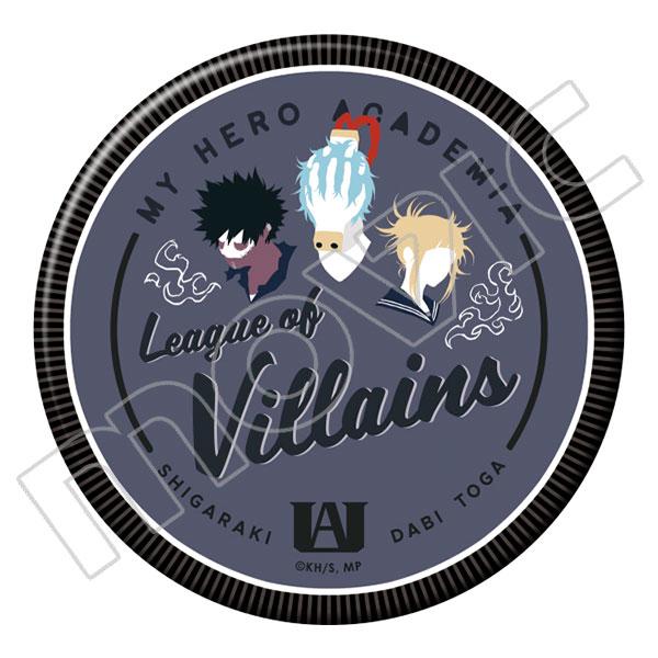 僕のヒーローアカデミア 缶ミラー 敵(ヴィラン)