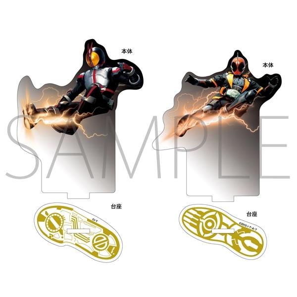 仮面ライダー アクリルスタンド 555&ゴースト
