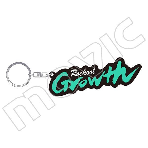 ALIVE ラバーキーホルダー Growth ROCKOOL
