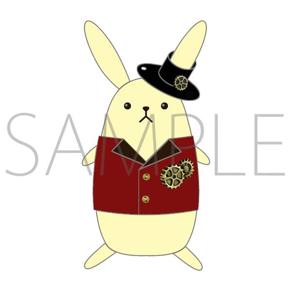 マスコット仮装セット キソセカイ衣装 Bスチームパンク紳士【 AGF 2018 】