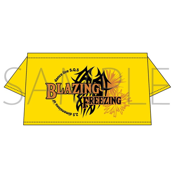 BLAZING & FREEZING Lizz用Tシャツ:翼