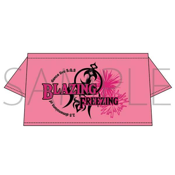 BLAZING & FREEZING Lizz用Tシャツ:里津花