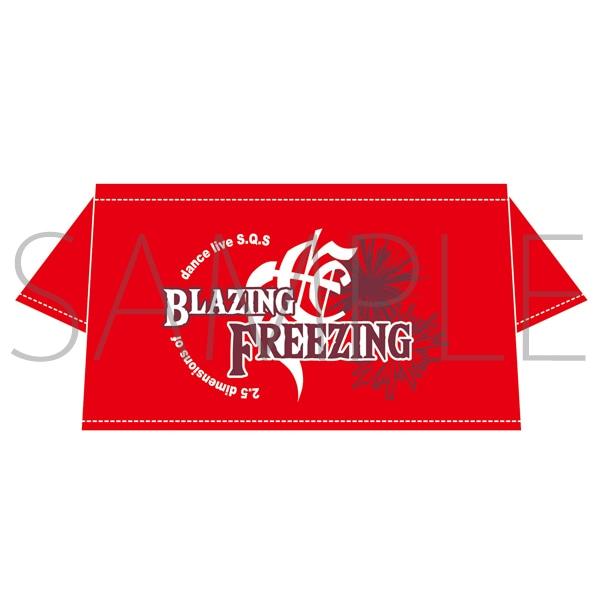 BLAZING & FREEZING Lizz用Tシャツ:壱流