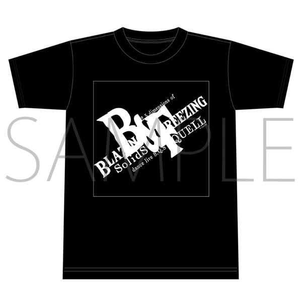 BLAZING & FREEZING Tシャツ