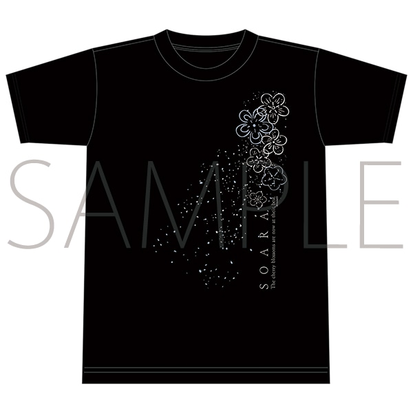 「ALIVESTAGE」Episode 3 SOARA:Tシャツ 2Lブロマイド1枚付き (空イラスト柄)