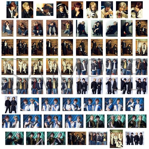 「ALIVESTAGE」Episode 4 トレーディングブロマイド(スーツ衣装 Ver. ランダム6枚セット) 全70種
