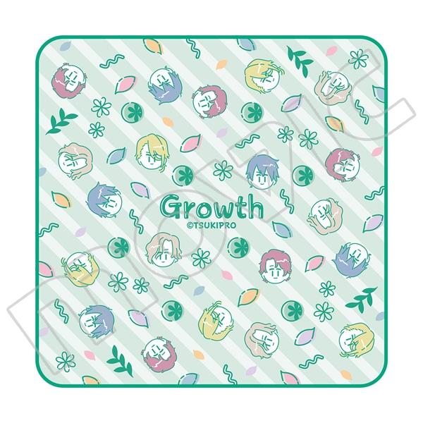 ALIVE ガーゼハンカチ Growth 80's風シリーズ