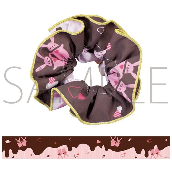 池袋月野亭 Rose Chocolat シュシュ