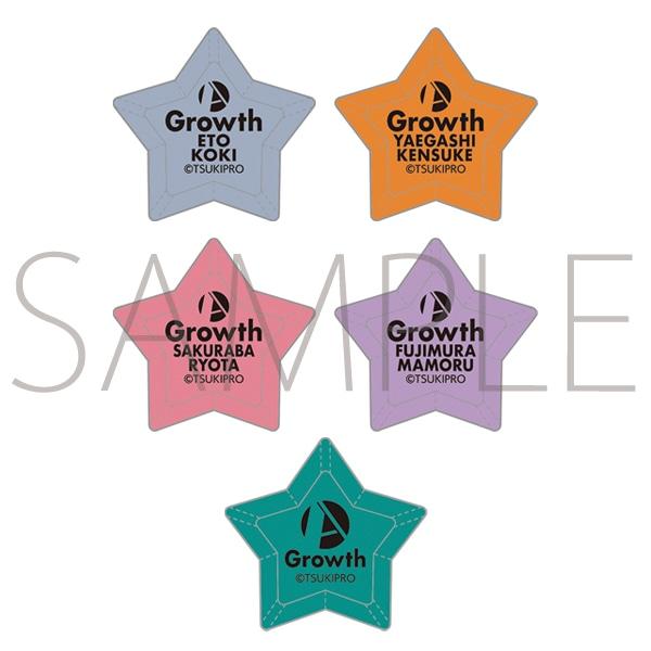 【受注生産】A.L.P Ver.Growth トレーディングリング型ライト(全5種)