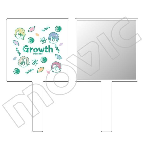 ALIVE ミラー Growth 80's風シリーズ