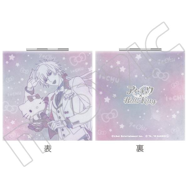 アイ★チュウ コンパクトミラー ラビ 「アイ★チュウ」×「Hello Kitty」
