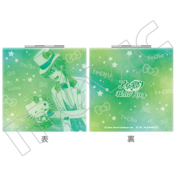 アイ★チュウ コンパクトミラー 双海 「アイ★チュウ」×「Hello Kitty」