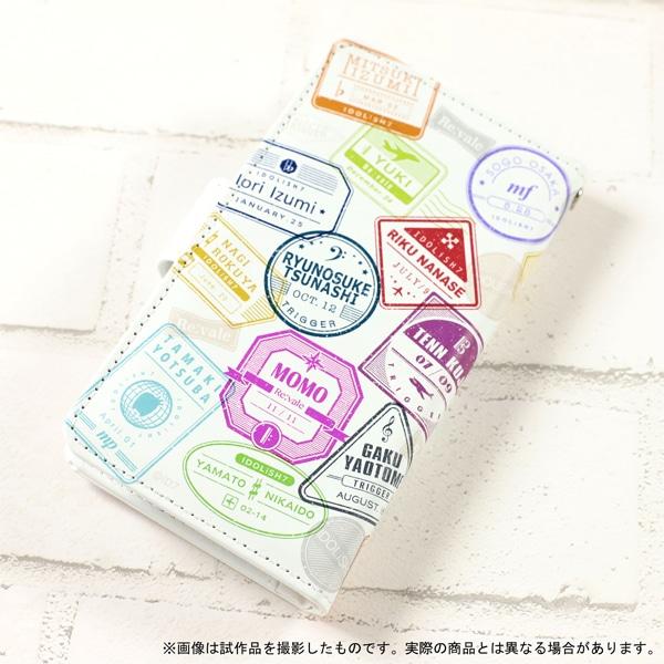 アイドリッシュセブン(原作版) 手帳型スマートフォンケース Travel