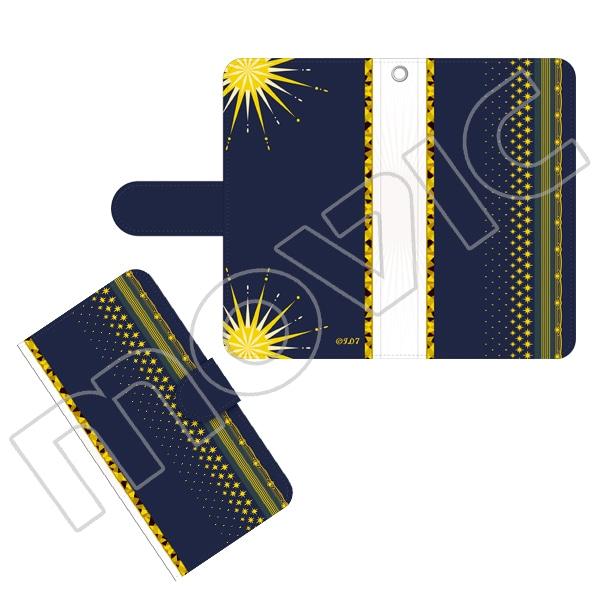 アイドリッシュセブン(原作版) 手帳型スマートフォンケース (A:熱砂の星エテルノ)