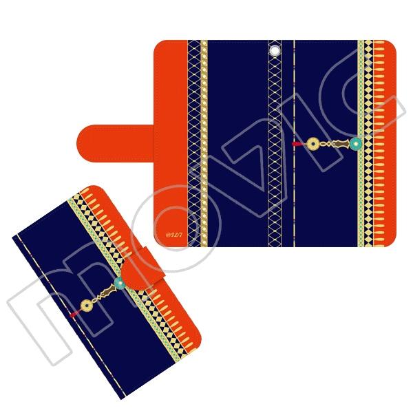 アイドリッシュセブン(原作版) 手帳型スマートフォンケース (B:深森の星ベスティア)