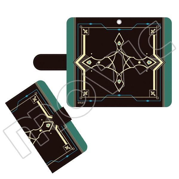 アイドリッシュセブン(原作版) 手帳型スマートフォンケース (D:鋼鉄の星ラーマ)