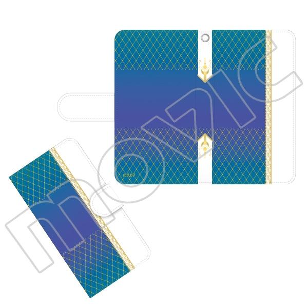 アイドリッシュセブン(原作版) 手帳型スマートフォンケース (E:碧水の星シレーナ)