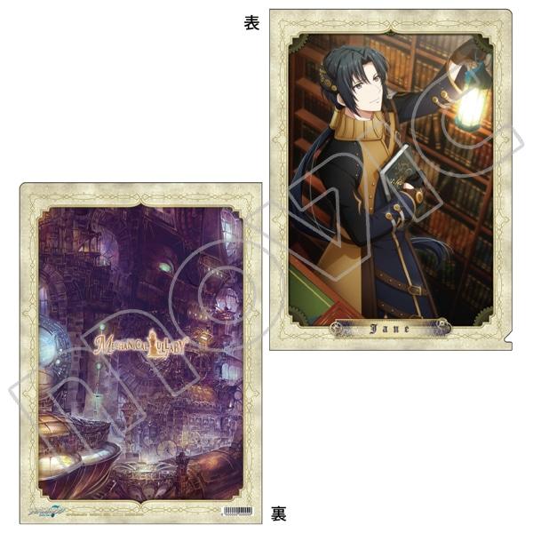 アイドリッシュセブン(原作版) クリアファイル 一織(MECHANICAL LULLABY card ver.)