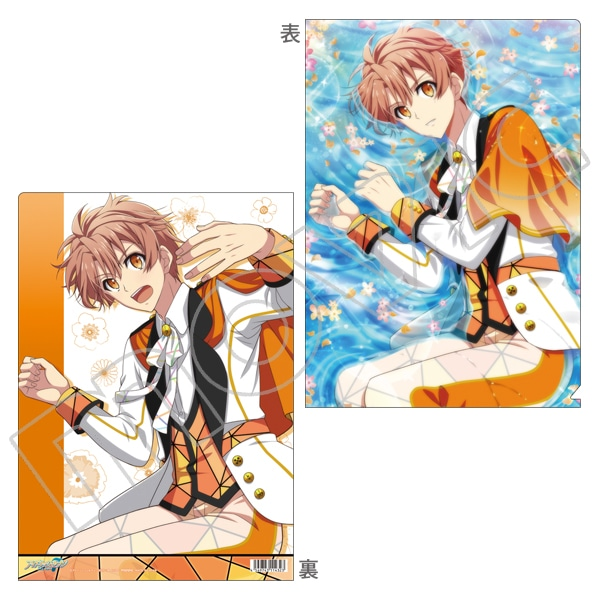 アイドリッシュセブン クリアファイル 三月 Sakura Message card ver.