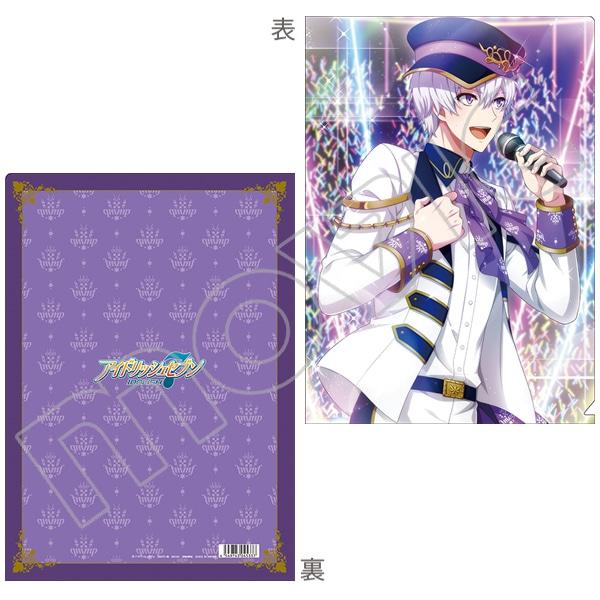 アイドリッシュセブン(原作版) クリアファイル 壮五 ナナツイロ REALiZE