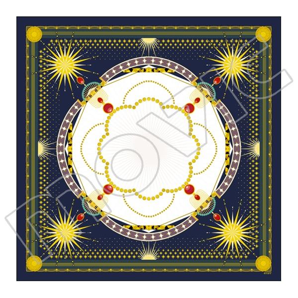 アイドリッシュセブン(原作版) スカーフ&スカーフリング (A:熱砂の星エテルノ)