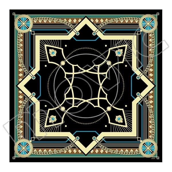 アイドリッシュセブン(原作版) スカーフ&スカーフリング (D:鋼鉄の星ラーマ)