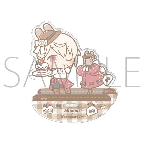 アイドリッシュセブン(原作版) ゆらゆらアクリルスタンド 巳波 アイドリッシュセブン×サンリオキャラクターズ