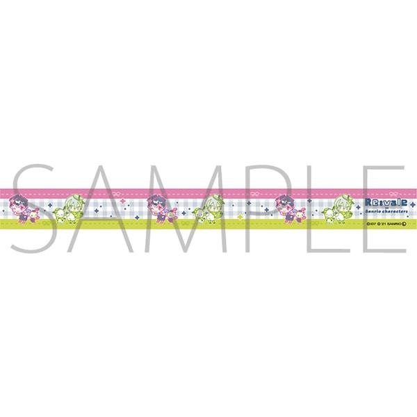 アイドリッシュセブン(原作版) マスキングテープ Re:vale アイドリッシュセブン×サンリオキャラクターズ