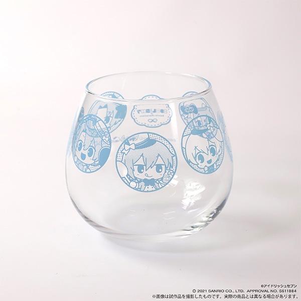 アイドリッシュセブン(原作版) ゆらゆらグラス IDOLiSH7 アイドリッシュセブン×サンリオキャラクターズ