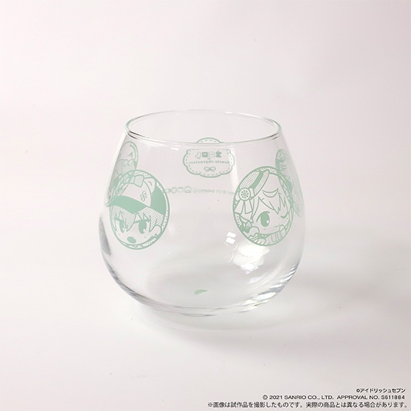 アイドリッシュセブン(原作版) ゆらゆらグラス ZOOL アイドリッシュセブン×サンリオキャラクターズ