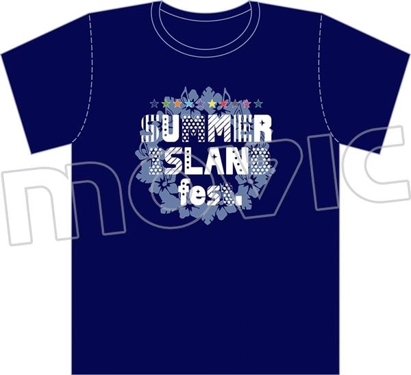 アイドリッシュセブン 夏ノ島音楽祭Tシャツ A:一織