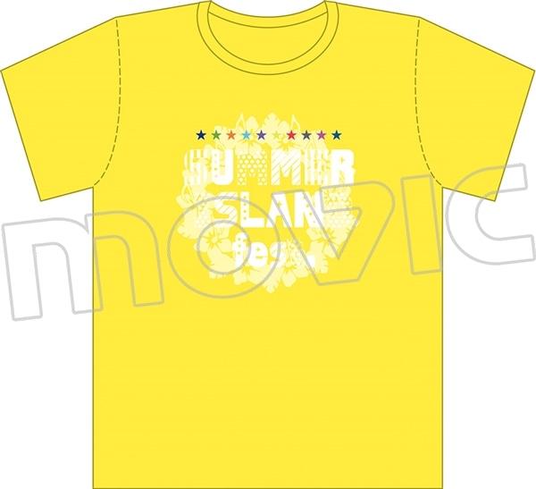 アイドリッシュセブン 夏ノ島音楽祭Tシャツ F:ナギ